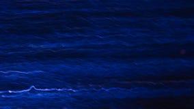 Abstrakter Hintergrund von Wellen in der Bewegung Stockbild