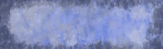 Abstrakter Hintergrund, Weinlesebeschaffenheit mit Grenze lizenzfreie abbildung