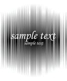 Abstrakter Hintergrundbeispieltext Stockfotografie