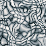 Abstrakter Hintergrundmosaikfluß Lizenzfreie Stockfotografie