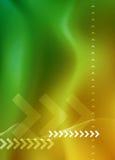 Abstrakter Hintergrundplan Lizenzfreies Stockfoto