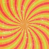 Abstrakter hypnotischer Hintergrund des Kaffees. Vektor Lizenzfreie Stockfotografie