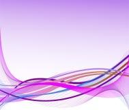 Abstrakter künstlerischer Hintergrund Lizenzfreies Stockfoto