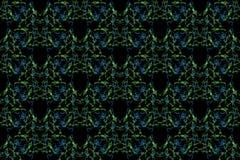 Abstrakter Kaleidoskophintergrund Nahtlose Beschaffenheit stockfoto