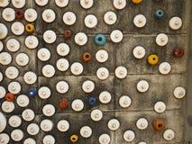 Abstrakter keramischer Hintergrund Stockbilder