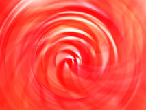 Abstrakter klarer roter Strudelbewegungsunschärfehintergrund Stockfotos