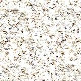 Abstrakter kleiner Spritzenschmutzhintergrund Stockfotografie