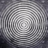Abstrakter Kreis-Hintergrund Lizenzfreie Stockfotografie