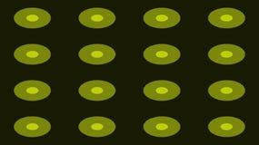 Abstrakter Kreis-Hintergrund Blasenbeschaffenheit Kreist Abstraktion ein Stockfoto