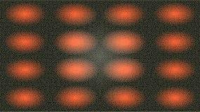 Abstrakter Kreis-Hintergrund Blasenbeschaffenheit Kreist Abstraktion ein Lizenzfreie Stockbilder