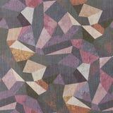 Abstrakter Kristallhintergrund Lizenzfreies Stockfoto