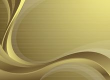 Abstrakter Kurven-Hintergrund Stockbild