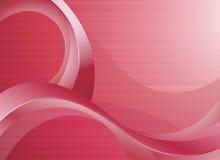 Abstrakter Kurven-Hintergrund Stockfotografie