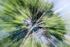Abstrakter laut summender Effekt der Anlage stockfotografie