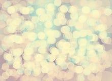 Abstrakter leichter romantischer Hintergrund Stockbilder