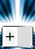 Abstrakter Leistung-Gott-Segen Lizenzfreie Stockbilder