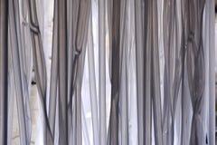Abstrakter lichtdurchlässiger Wasser-Schlauch-Hintergrund Lizenzfreie Stockfotografie