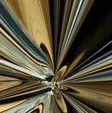 Abstrakter linearer Farbenhintergrund. Stockfotografie