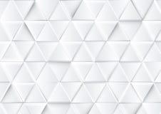 Abstrakter Luxusdreieckhintergrund Lizenzfreies Stockbild
