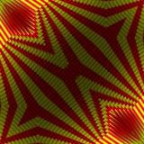 Abstrakter Luxuxhintergrund Ilustrations computererzeugt stock abbildung