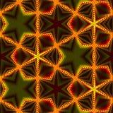 Abstrakter Luxuxhintergrund Ilustrations computererzeugt lizenzfreie abbildung