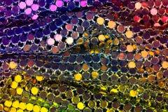 Abstrakter Luxuxhintergrund Metallisches gemasert lizenzfreie stockfotografie