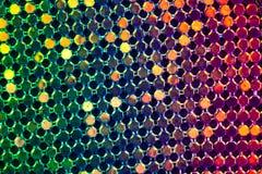 Abstrakter Luxuxhintergrund Metallisches gemasert stockbild