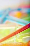 Abstrakter Makrohintergrund Stockbild