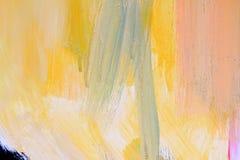 Abstrakter Malerei-Beschaffenheits-Hintergrund Lizenzfreie Stockbilder