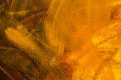 Abstrakter Malereidetail-Beschaffenheitshintergrund mit Pinselstrichen Stockbilder