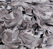 Abstrakter Marmorfarbenhintergrund Acrylbeschaffenheit Stockbilder