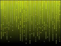 Abstrakter Matrixcomputerhintergrund stockfoto
