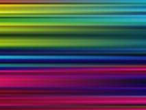 Abstrakter Mehrfarbenbewegungszittern-Hintergrund Stockfotografie
