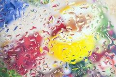 Abstrakter Mehrfarbenhintergrund stockfoto