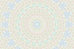 Abstrakter mehrfarbiger geometrischer Hintergrund Lizenzfreies Stockbild