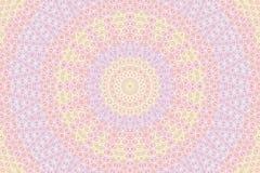 Abstrakter mehrfarbiger geometrischer Hintergrund Stockbild