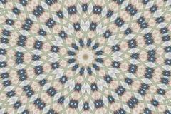 Abstrakter mehrfarbiger geometrischer Hintergrund Lizenzfreie Stockbilder