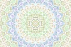 Abstrakter mehrfarbiger geometrischer Hintergrund Lizenzfreies Stockfoto