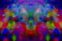Abstrakter mehrfarbiger Hintergrund, Beschaffenheit, symmetrisch stockbilder