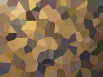 Abstrakter mehrfarbiger Hintergrund des Mosaiks stockfotos