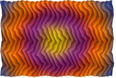 Abstrakter mehrfarbiger strukturierter Hintergrund vektor abbildung