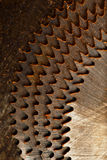 Abstrakter Metallhintergrund Stockfotografie