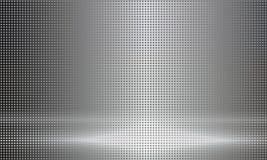 Abstrakter Metallhintergrund Lizenzfreie Stockfotografie