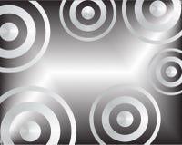Abstrakter Metallhintergrund Stockfoto