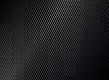 Abstrakter metallischer schwarzer Hintergrund Stockbilder