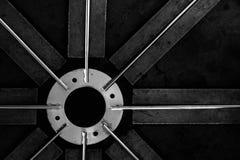 Abstrakter Metallkreis Lizenzfreie Stockfotografie