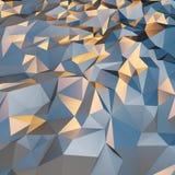 Abstrakter Metallmaterialhintergrund Stockbilder