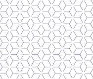 Abstrakter minimaler Musterhintergrund Stockbilder