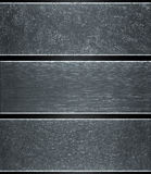 Abstrakter Missgunststahlhintergrund Stockfotografie