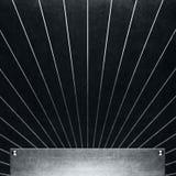 Abstrakter Missgunststahlhintergrund Stockfoto
